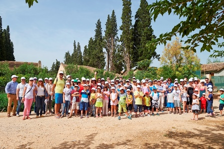 Roche Hellas «Παγκόσμια Πεζοπορία για τα Παιδιά 2014»