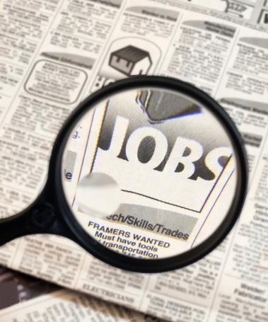 Στο 13% η προοπτική αύξηση της απασχόλησης στις  ασφάλειες και τις χρηματοοικονομικές  υπηρεσίες