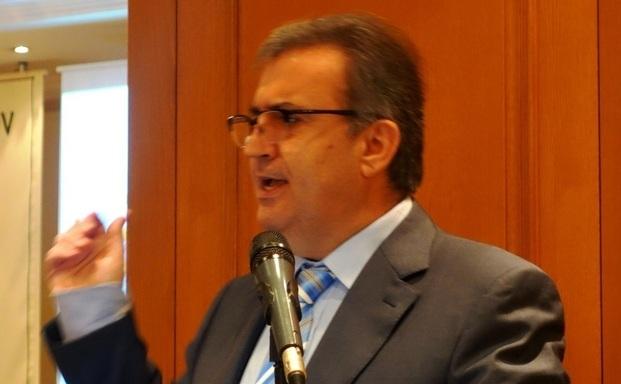 Ο κ. Δ. Ζορμπάς πρόεδρος του Επικουρικού Κεφαλαίου Αυτοκινήτων