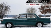 Αφιέρωμα στο κλασικό αυτοκίνητο από την ΦΙΛΗΣGlass®. BMW 1800, του 1968
