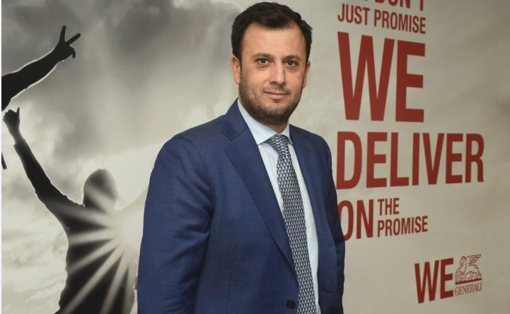 Τάκης Βασιλόπουλος, Chief Technical Manager της Generali Hellas