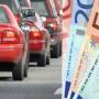 Στα 6,8 εκ ευρώ έφθασαν το 2015 τα πρόστιμα για ανασφάλιστα αυτοκίνητα, από την τροχαία