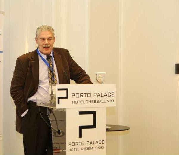 Ο Γενικός Δ/ντής και Νόμιμος Εκπρόσωπος της ARAG SE στην Ελλάδα κ. Δημήτρης Τσεκούρας