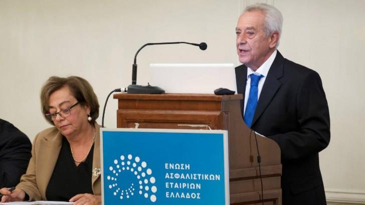Ο πρόεδρος της Επιτροπής Διαφάνειας και Πρόληψης της ΕΑΕΕ,  κ. Α. Κασκαρέλης