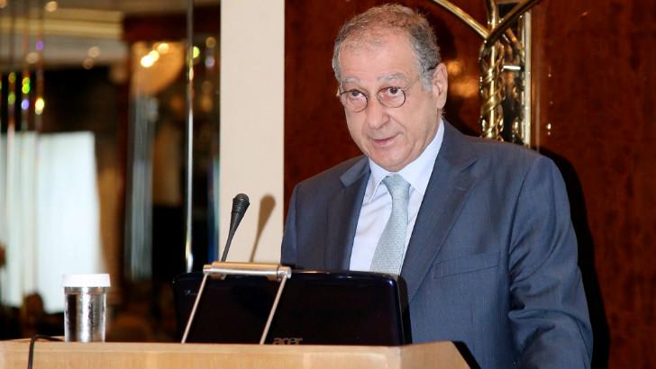 O Πρόεδρος της Εθνικής Ασφαλιστικής κ. Χριστόφορος Σαρδελής