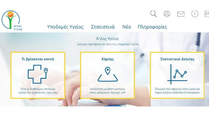 Αποτέλεσμα εικόνας για https://healthatlas.gov.gr