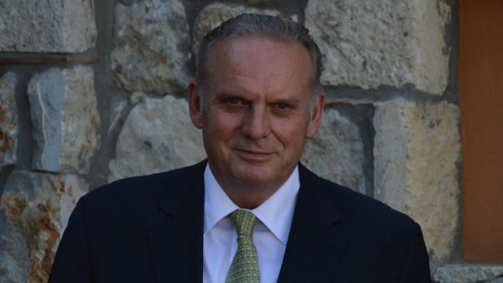 O Διευθύνων Σύμβουλος της Interlife Ασφαλιστικής, κ. Γιάννης Βοτσαρίδης,