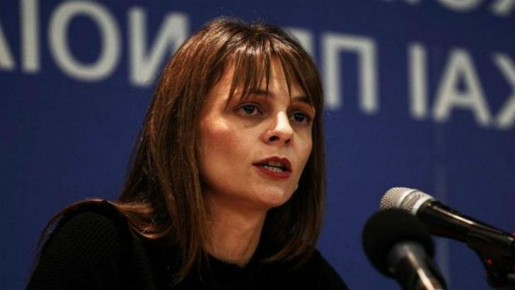 Αχτσιόγλου:Το επόμενο δεκαπενθήμερο η ρύθμιση για τις 120 δόσεις για χρέη σε ασφαλιστικά ταμεία