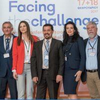 Ρεκόρ συμμετοχών στο συνέδριο «Facing the challenge» του ΠΣΣΑΣ και της GAMA Hellas
