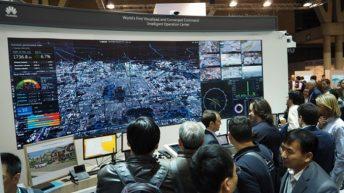 "Huawei ""Smart City"" Forum 2017 :Κτίζοντας ανοικτές πλατφόρμες με προηγμένη  ΤΠΕ,  για ζωντανές και έξυπνες πόλεις"