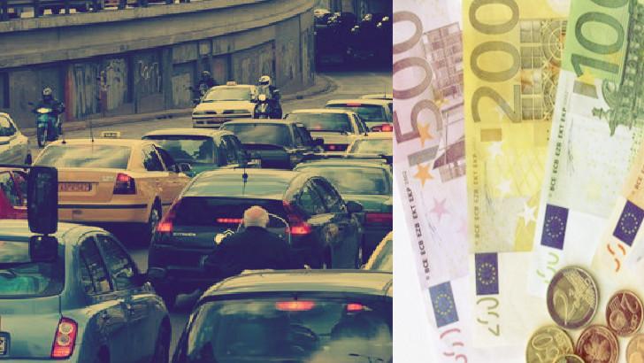 Παράταση πληρωμής στα τέλη κυκλοφορίας και κατάθεση πινακίδων