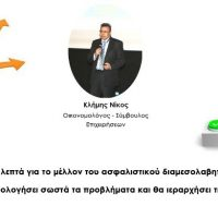 "Webinar:""60 λεπτά για το μέλλον του ασφαλιστικού διαμεσολαβητή"""