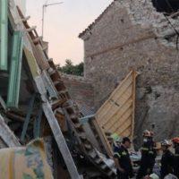 Πάγωμα και αναστολή πληρωμής εισφορών ΕΦΚΑ στους σεισμόπληκτους της Λέσβου