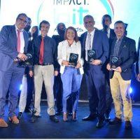 """Η Interamerican πρωταγωνίστησε και φέτος  στα """"Bite Awards """", με 6 βραβεία!"""