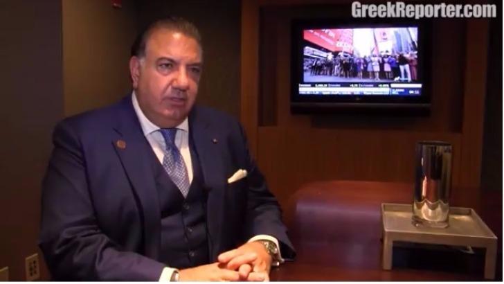 Τι είπε ο John Koudounis της Calamos Investments, που συμμετέχει στην Exin Group ,με την Λαγκάρντ
