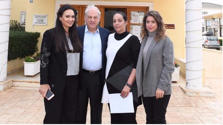 Επίσκεψη του  Dr. Γεώργιου Σταματίου στη Μάνδρα Αττικής για την προσφορά του Ιασώ Παίδων στους πλημμυροπαθείς