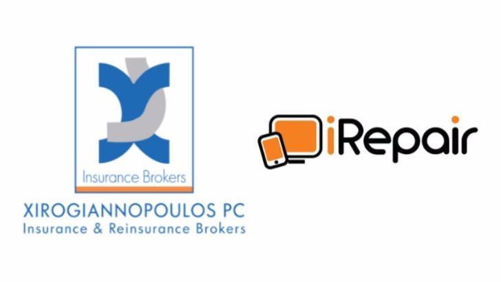 Συνεργασία Ξηρογιαννόπουλος ΙΚΕ με iRepair  στην ασφάλιση κινητών και tablets