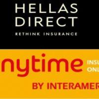 """Η μάχη για τα μερίδια των online και direct ασφαλίσεων και το """"ανελέητο"""" τρολάρισμα της Anytime από την Hellas Direct"""