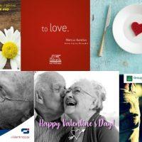 Τα μηνύματα αγάπης των ασφαλιστικών εταιριών του Άγιου Βαλεντίνου στα social media