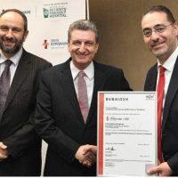 """Ευρωκλινική Αθηνών: Το πρώτο πιστοποιημένο «Centers of Excellence"""" στην Eλλάδα"""