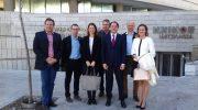 Επίσκεψη του Vienna Insurance Group στην Affidea και την Εθνική Ασφαλιστική