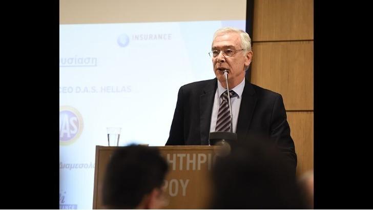 Εμμ. Κάλλης: Σταθερή μας στόχευση η αύξηση του μεριδίου και η διατήρηση της πρώτης θέσης στη Νομική Προστασία