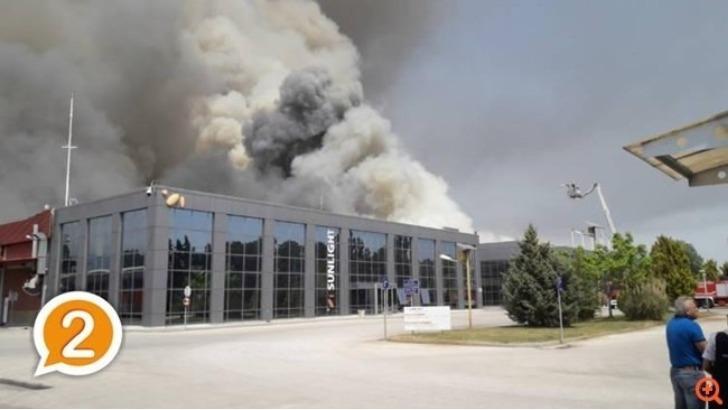 Sunlight: Προκαταβολή αποζημίωσης από τις ασφαλιστικές για την μεγάλη πυρκαγιά