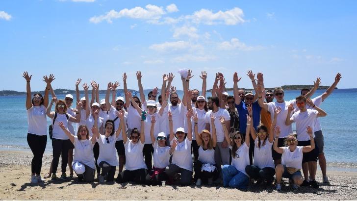 Ευρωπαϊκή Πίστη : Ανάπλαση της παραλίας του Κέντρου Αποθεραπείας και Αποκατάστασης Παίδων Βούλας