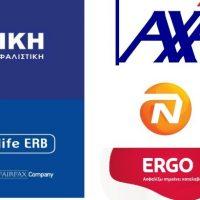 """Οι πέντε παίκτες της ασφαλιστικής αγοράς με """"πλεονέκτημα"""" τις τραπεζοασφαλίσεις"""