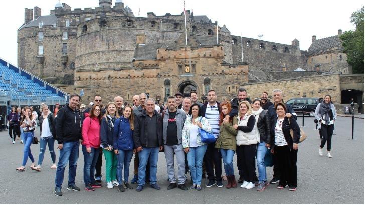 Ταξίδι στο Εδιμβούργο για τους κορυφαίους της Mega Brokers