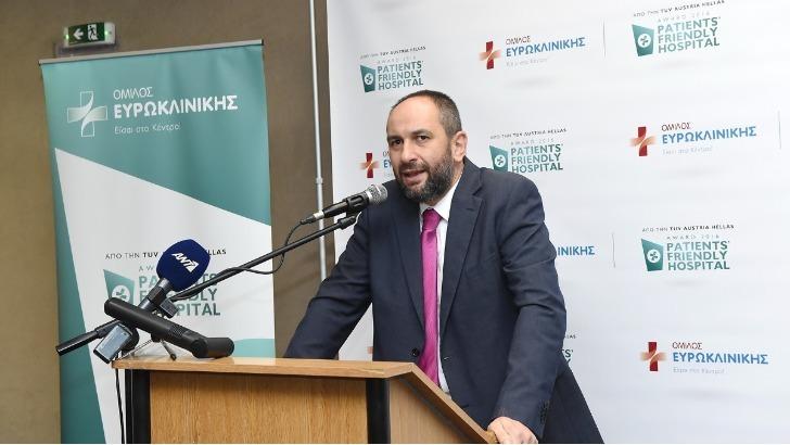 Το Πρότυπο Καρδιοχειρουργικό Κέντρο της Ευρωκλινικής Αθηνών, πιστοποιήθηκε ως Center of Excellence