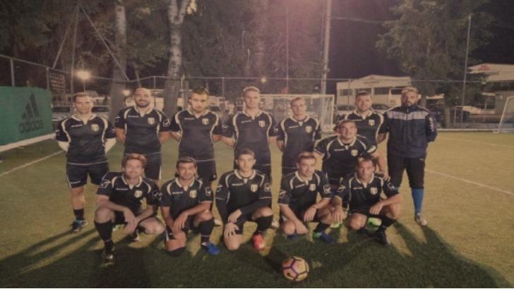 Η Ιντερσαλόνικα αναδείχθηκε πρωταθλήτρια εργασιακού ποδοσφαίρου