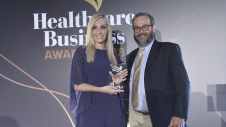 Affidea: Βράβευση στην Ανάπτυξη και στην Επικοινωνία στα Healthcare Business Awards 2018