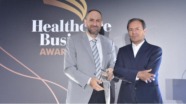 Βράβευση στα  Healthcare Business Awards 2018 για την Ευρωκλινική