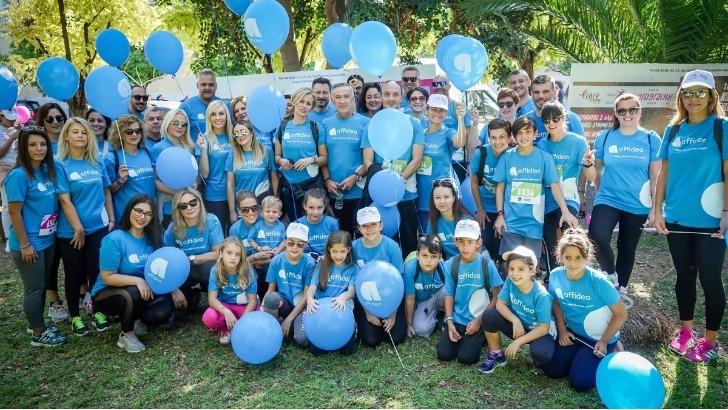 Η Ομάδα της Affidea στο 10ο Greece Race for the Cure®