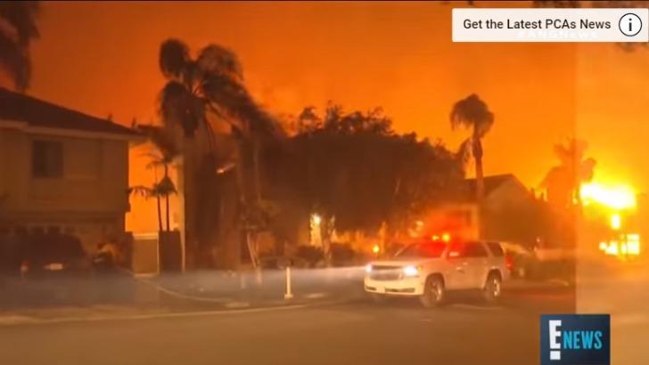 Ιδιωτικά μέσα πυρόσβεσης από ασφαλιστικές εταιρίες στις πυρκαγιές της Καλιφόρνιας
