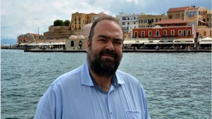 Απέραντη θλίψη στους ασφαλιστές των Χανίων για τον αδόκητο θάνατο  του Ιάκωβου Μαρινάκη