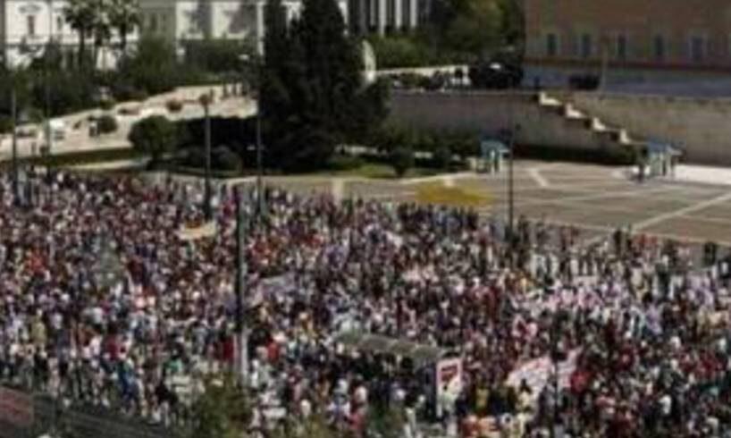 24ωρη απεργία από ΕΚΑ και ΑΔΕΔΥ την Τετάρτη για το εργασιακό νομοσχέδιο –  Asfalisinet.gr